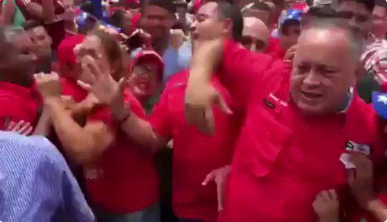 Diosdado Cabello | captura de video