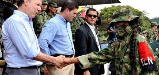 ELN de Colombia listo para firmar el cese a fuego bilateral | Foto: Cortesía