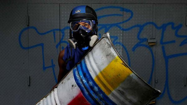 Escudero de la resistencia | Reuters