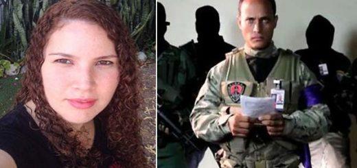 Habla la supuesta esposa del funcionario Oscar Pérez | Fotomontaje Notitotal