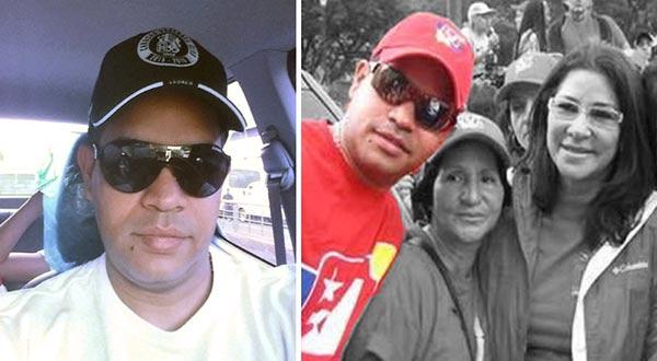 Ex militar, Yazenky Antonio Lamas Rondón | Crédito: SienteAmérica