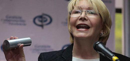 Fiscal Luisa Ortega Díaz | Foto: EFE