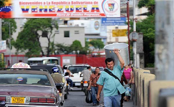 Intercambio comercial entre Colombia y Venezuela se contrae un 58 %, según Cavecol | Foto: Referencial