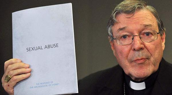 George Pell, tesorero del Vaticano | Foto: Paul Miller