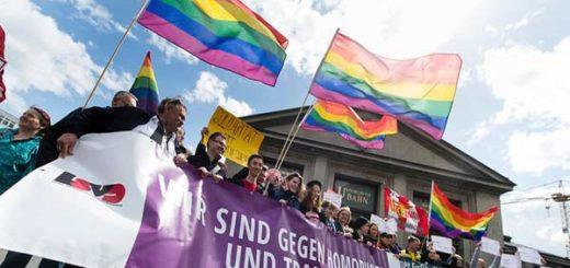 Alemania aprueba el matrimonio homosexual | Foto: Taz
