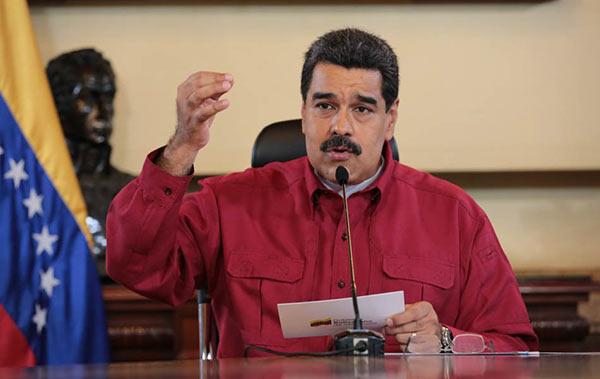 Maduro estaría evaluando decretar un nuevo aumento salarial, vea para cuándo | Foto: @PresidencialVen