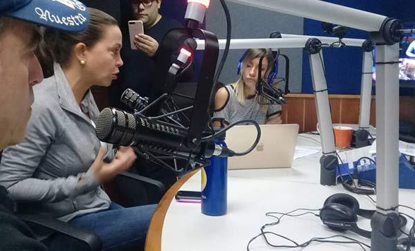María Corina Machado | Foto: @VenteVenezuela