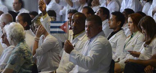 Médicos cubanos huyen de Venezuela y Estados Unidos les cierra las puertas   Foto: Cortesía