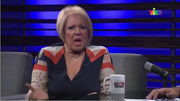 Dra. Nancy en 'Ahora Mismo' | Foto: Captura de video
