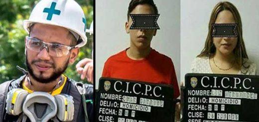 Homicidas de Paúl Moreno | Imagen: Notitotal
