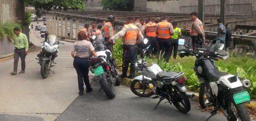 Policía Nacional Bolivariana (PNB) | Foto: @Alanzola