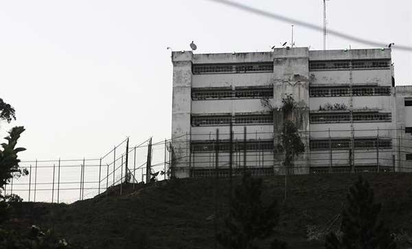 Cárcel Militar de Ramo Verde