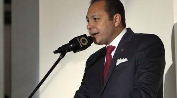 Raúl Gorrín, presidente de Globovisión |Foto cortesía
