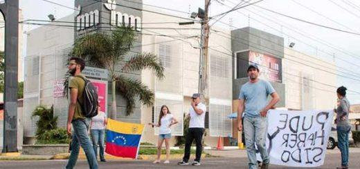 Trancazo en Maracaibo, Zulia | Foto referencial