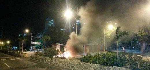 Confirman muerte de Sócrates Salgado tras represión de este lunes en Vargas | Foto: Cortesía