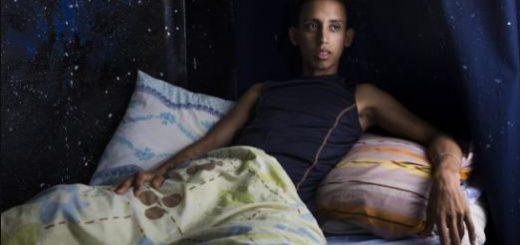 Perdió un riñón y la vesícula tras ser reprimido por una ballena de la GN | Foto: El Estímulo