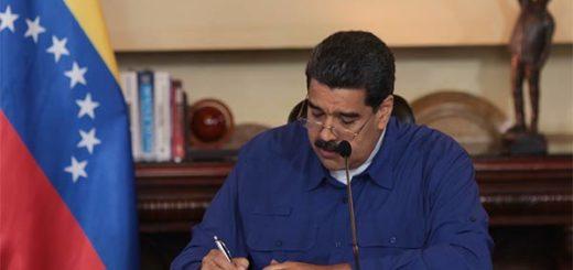 Presidente Nicolás Maduro | Foto: MINCI