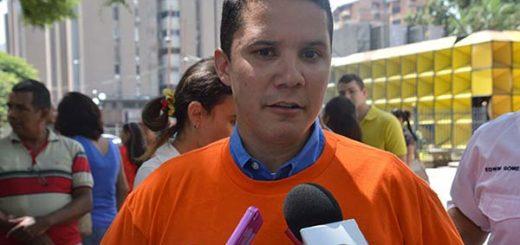 Dirigente político Carlos Graffe | Foto: Twitter