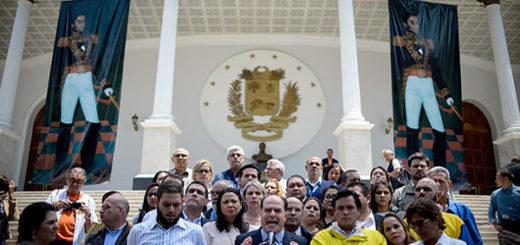 Diputados de la Asamblea Nacional (AN) | Foto: Referencial