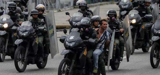 Foro Penal: Hay 620 presos políticos  Foto: EFE