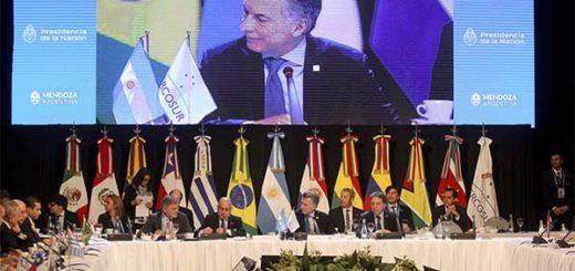 Mercosur emplaza a gobierno de Venezuela para que dialogue o salga del bloque | Foto: Cortesía