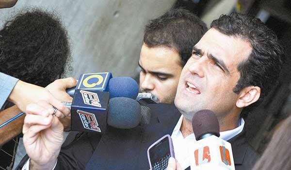 Alfredo Romero, director del Foro Penal Venezolano | Foto: Cortesía