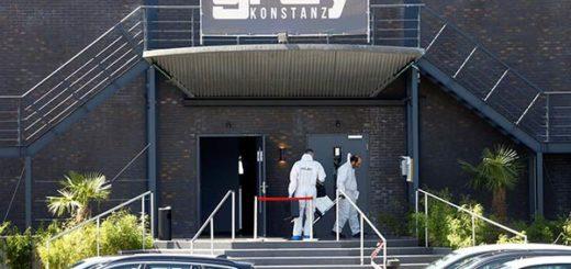 Tiroteo en discoteca en Alemania| Foto: Reuters