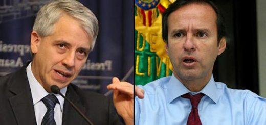 Vicepresidente y expresidente de Bolivia | Notitotal