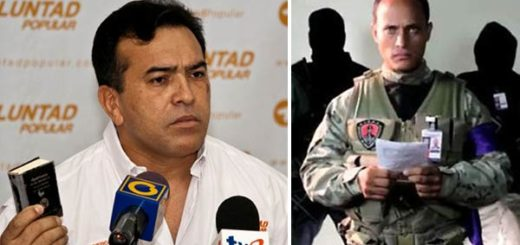 Antonio Rivero asegura mantener contacto con Óscar Pérez | Fotomontaje Notitotal