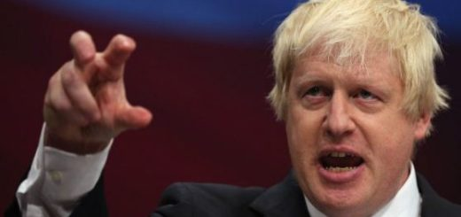 Boris Johnson | Foto: EFE