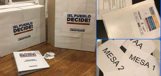 Venezolanos esperan con ansias el Plebiscito #16Jul |Composición: Notitotal
