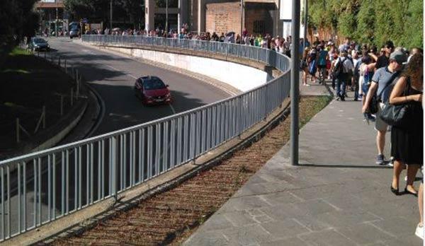 Venezolanos en Barcelona dicen sí, sí, sí #16Jul  Foto: @ReporteYa