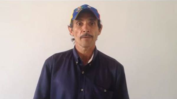 José Matute, coordinaros del FADESS |Captura de video