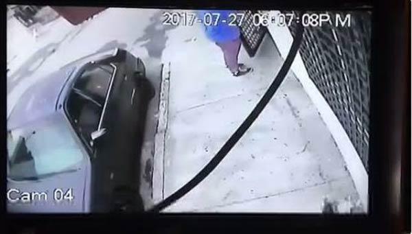 GNB irrumpió en La California |Captura de video