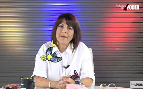 Patricia Poleo, periodista venezolana en el exilio |Captura de video