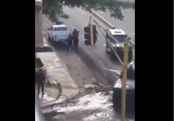 GNB detiene a periodista de Venevisión |Captura de video