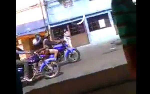 Colectivos en Zulia| Foto: Captura de video