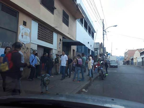 Baja afluencia de participación en elecciones de Constituyente en Catia |Foto: El Nacional Web