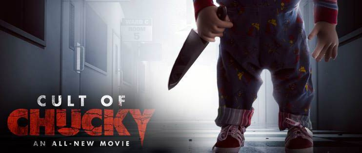Chucky regresa a las pantallas del cine |Flayer del nuevo filme