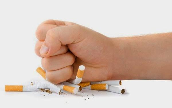 Dejar de fumar |Foto referencial