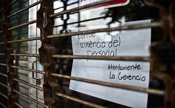 Advierten a comerciantes que serán sancionados si se unen al paro nacional convocado por la MUD | Foto: Referencial