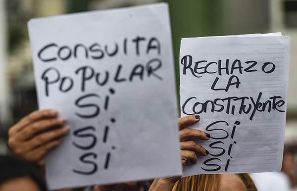 Consulta Popular #16Jul |Foto cortesía