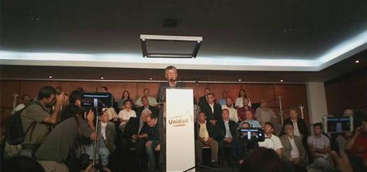Henry Ramos Allup, diputado de la AN por la MUD | Foto: Twitter