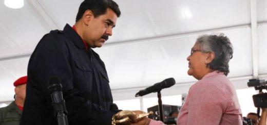 Tibisay Lucena, Presidenta del CNE | Foto: Twitter