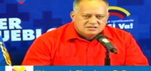 Diosdado Cabello candidato electo a la Constituyente |Foto: @ReporteYa