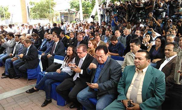 Magistados asilados en la embajada de Chile salieron del país | Foto: @AsambleaVE