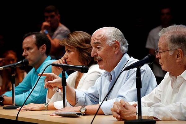 "Venezuela declara ""persona non grata"" a expresidentes observadores de la consulta opositora | Foto: Reuters"