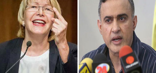Luisa Ortega Díaz reveló que Tarek William Saab no firmó acta de designación de magistrados | Composición