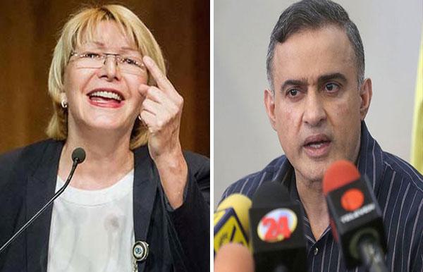 Saab anuncia que prueba grafotécnica para evaluar la firma de la Fiscal General está en proceso | Composición