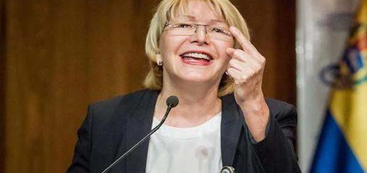 Luisa Ortega Díaz, Fiscal General de la República | Foto: Cortesía